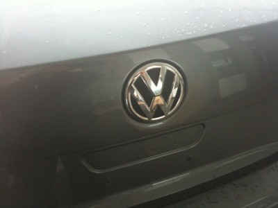 VW Paintless Dent Repair (After)